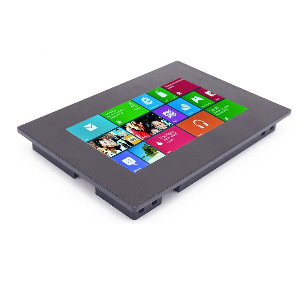 Aihasd 7.0 Nextion Renforcée HMI Intelligente Smart USART UART Série TFT LCD Module D'affichage Tactile Résistif Panneau Avec Boîtier