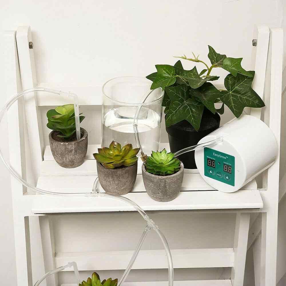 Easy grow สวนชลประทาน controller solenoid วาล์วจับเวลา garden travel อัจฉริยะอัตโนมัติรดน้ำรดน้ำอุปกรณ์ @ 15