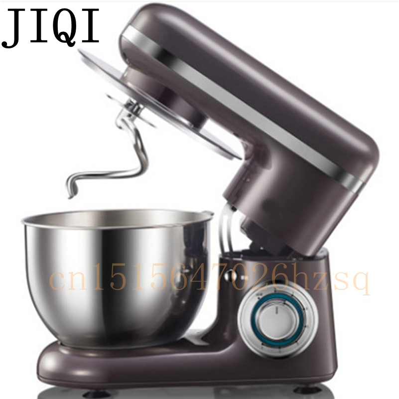 JIQI Household Electric Food mixer 600W high quality Stand mixers 4L big Capacity  kitchen appliance kneading machine lenovo lenovo a1000