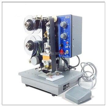 цена на Semi-automatic Electric Hot Stamp Ribbon Coding Printer Machine Coder HP-241B