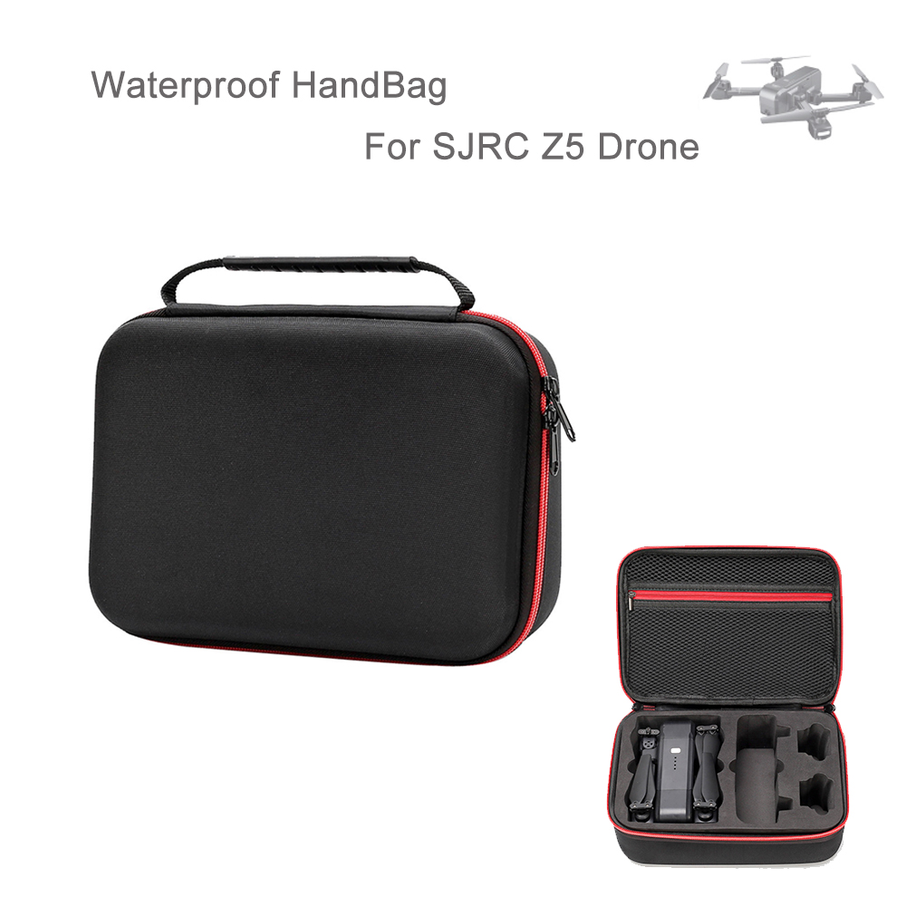SJRC Z5 Water Proof Durable Handheld Carrying Bag Protective Storage Bag For Sjrc Z5 Drone High Quality Rc Parts Accessories