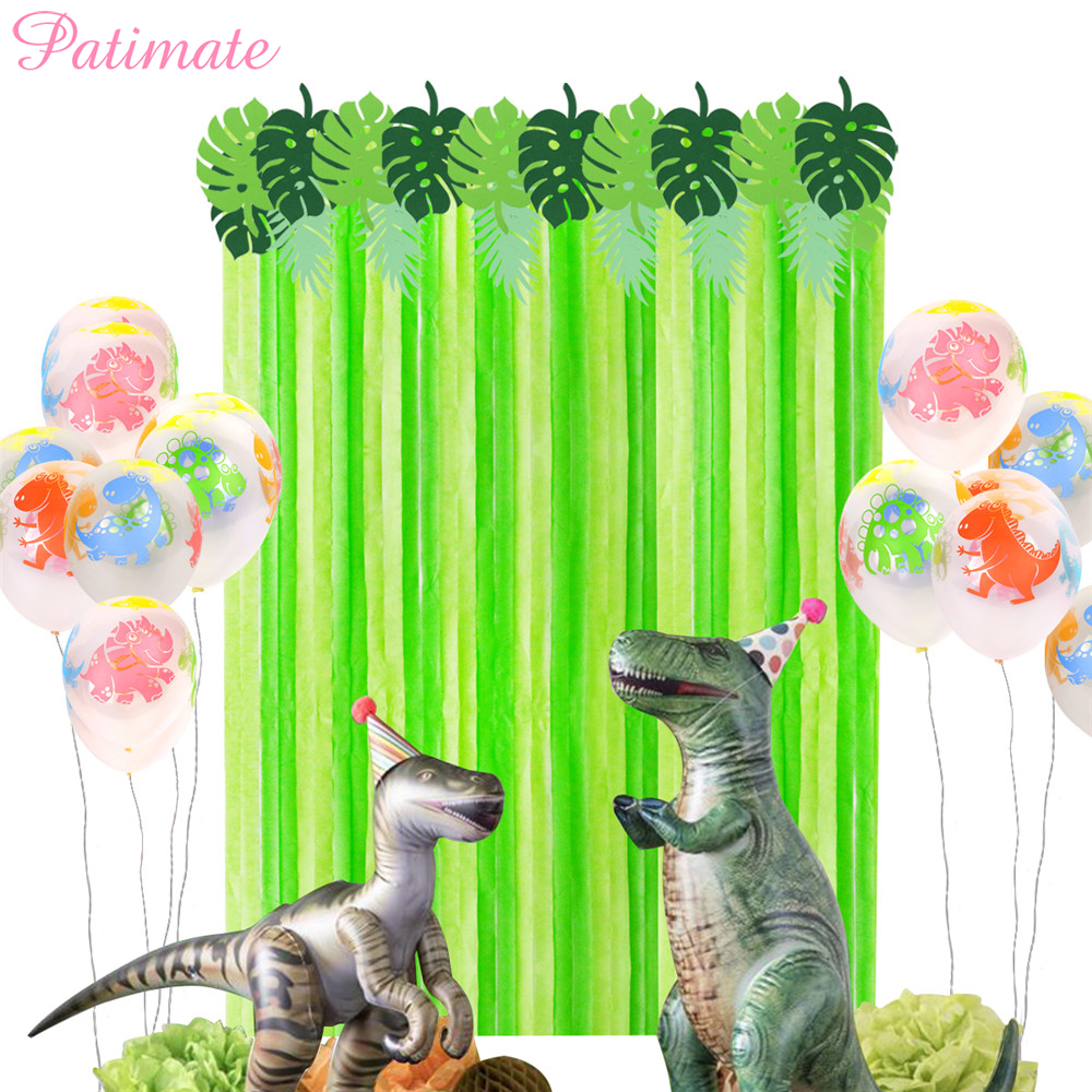 Dinosaur Birthday Party Supplies 49 pc Dinosaur Party Supplies For 16 Guests