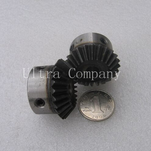 Bevel Gear a pair 20T 1.5 Mod M Modulus ratio 1:1 Bore 8mm 45# Steel Right Angle Transmission parts tank model RC car model DIY bevel gear 15teeth 45teeth ratio 1 3 mod 2 45 steel right angle transmission parts diy robot competition m 2