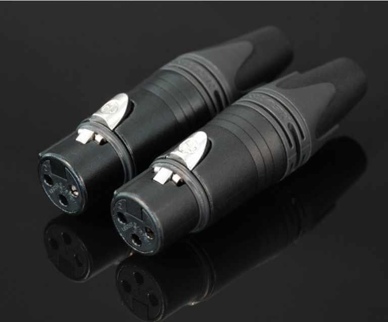 20 шт./лот 10 шт. NC3MXX & 10 шт. NC3FXX для NEUTRIK мужской и женский набор 3 контактный разъем XLR лозы высокого качества