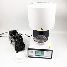 Автоматическая программируемая печь для обжига стоматологического фарфора стоматологическое лабораторное оборудование вакуумный керамический духовой шкаф с сенсорным экраном