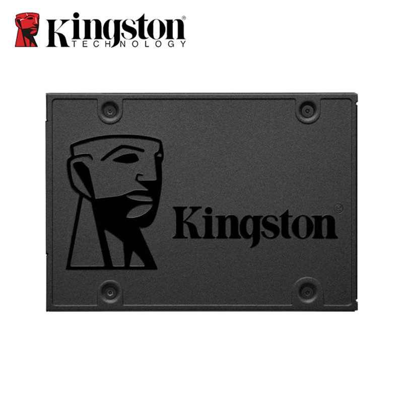 Kingston A400 SSD 120GB 240GB 480GB 2.5 inch SATA III HDD Hard Disk HD SSD Notebook PC 120 240 480 G Internal Solid State Drive