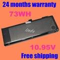 """JIGU A1321 Batería Para Apple Macbook Pro 15 """"A1321 020-6380-A A1286 2009 2010 Versión Envío Gratis"""