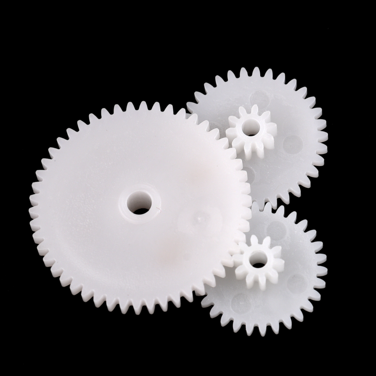 New Style 58 styles Plastic Gears Cog Wheels All The Module 0.5 Robot Parts DIY Necessary image