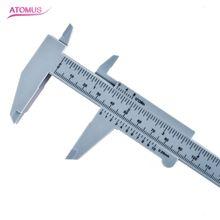 1Pcs Plastic Tattoo Eyebrow Ruler Tools Bar Measure Tool Permanent Makeup accessoire de tatoo supplies Equipment