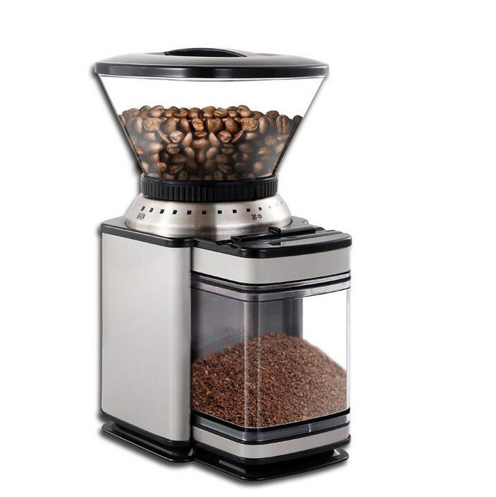 350g Electric Coffee Grinder Automatic Coffee Bean Milling Machine Household Coffee Bean Grinding Machine XFK B96|Electric Coffee Grinders| |  - title=