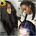 360 Lace Frontal Wig Brazilian Full Lace Human Hair Wigs For Black Women Body Wave Full Lace Wigs 360 Lace Front Human Hair Wigs