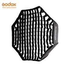 "Godox Draagbare 120 Cm 47 ""Honeycomb Grid Octagon Umbrella Softbox Foto Softbox Reflector Voor Flash Speedlight"