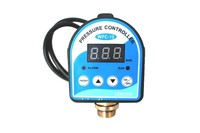 English Russian Digital Pressure Control Switch WPC 10 Digital Display WPC Water Pump Eletronic Pressure Controller