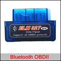 ELM327 Mini ELM 327 V2.1 OBD2 Interface Bluetooth Auto Scanner obd ii Ferramenta De Diagnóstico funciona em Android do Windows Symbian