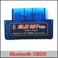 ELM327 Mini ELM 327 V2.1 OBD2 Interface Bluetooth Auto Scanner obd ii Ferramenta De Diagnóstico funciona em Android do Windows Symbian