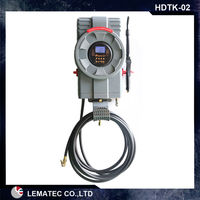 LEMATEC Wall mount Auto Tire Inflator System Tire inflator With 31 ft air hose air blow gun Automatic Tire inflation system