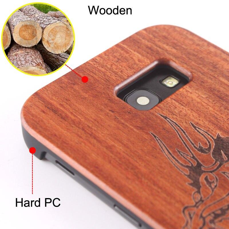 cover samsung a5 2017 legno