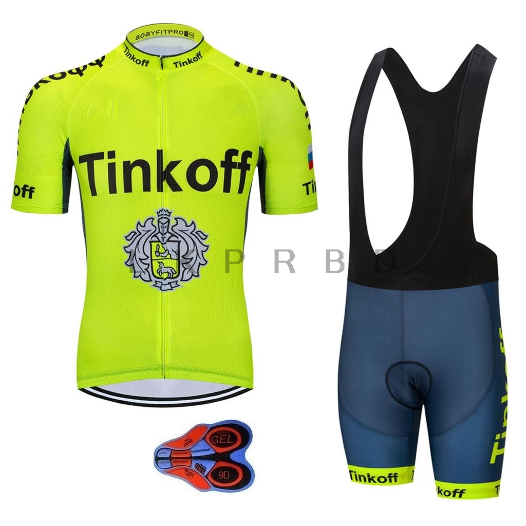 2019 Saxo Bank Tinkoff MTB Cycling ClothingClothes Wear Ropa Ciclismo Cycling Sportswear Racing Bike Clothes Cycling Jersey 9D2019 Saxo Bank Tinkoff MTB Cycling ClothingClothes Wear Ropa Ciclismo Cycling Sportswear Racing Bike Clothes Cycling Jersey 9D