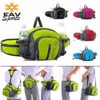 Outdoor Running Backpack Packs Hiking Fitness Marathon Hydration Packs Pocket Waist Bag Jogging Pouch Shoulder Bag
