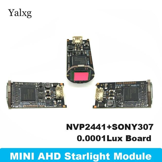"""1080 P Mini AHD/TVI/CVI/CVBS 4 TRONG 1 Nhà Module Camera Bộ 2MP Starlight Mini viên Đạn Ban Camera 1/2. 8 """"Sony IMX307 Module Camera"""