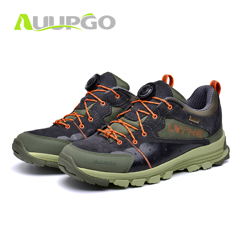 AUUPGO Outdoor BOA Running Shoes For Women Breathable Running Shoes For Men Sports Mens Running Sneakers Shoes Athletic Zapatos peak sport men outdoor bas basketball shoes medium cut breathable comfortable revolve tech sneakers athletic training boots