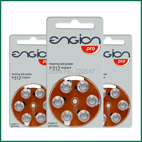 30 pcs engion hearing aid batteries 312 a312 e312 p312 pr41 germany 30 pcs engion hearing aid batteries 312 a312 e312 p312 pr41 germany zinc air battery for publicscrutiny Images