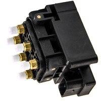 Подвеска пневматическая поставить Клапан блок для Audi A6/A6 Quattro 4F0616005B 4E0616007 для Allroad C6/4FH 06 11 4E0616007/D/E