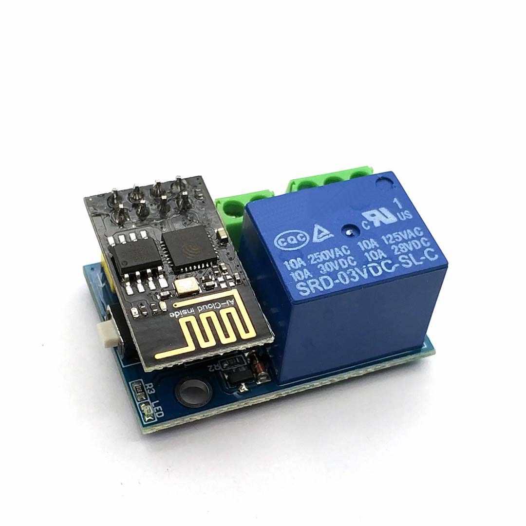 ESP8266 ESP-01 5 Wifi リレーモジュールものスマートホームのリモートコントロールスイッチ電話アプリ ESP01 ワイヤレス無線 Lan モジュール