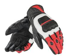 free shipping 2018 Dain 4 Stroke Long Adult Cowhide Leather Gloves Racing Glove Motorcycle/Bike Glove