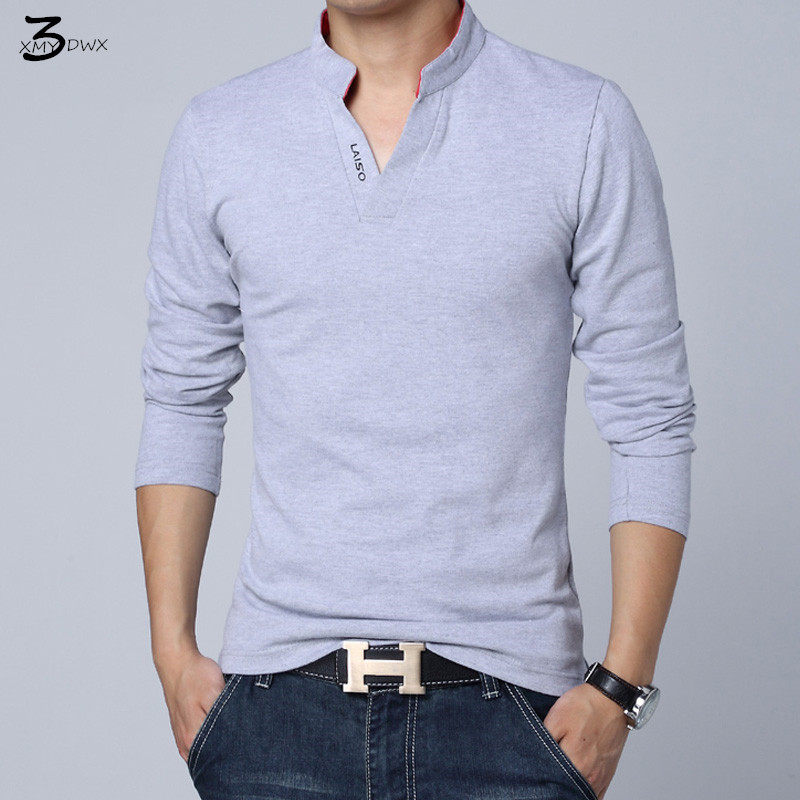 Xmy3dwx hot sale fashion brand men polo shirt solid color for Polo shirts for men on sale
