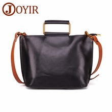 JOYIR Brand Crossbody Bags For Women Shoulder Bag Genuine Leather Women Handbags Messenger Bags Hign Quality Bolsa Feminina Tote цена