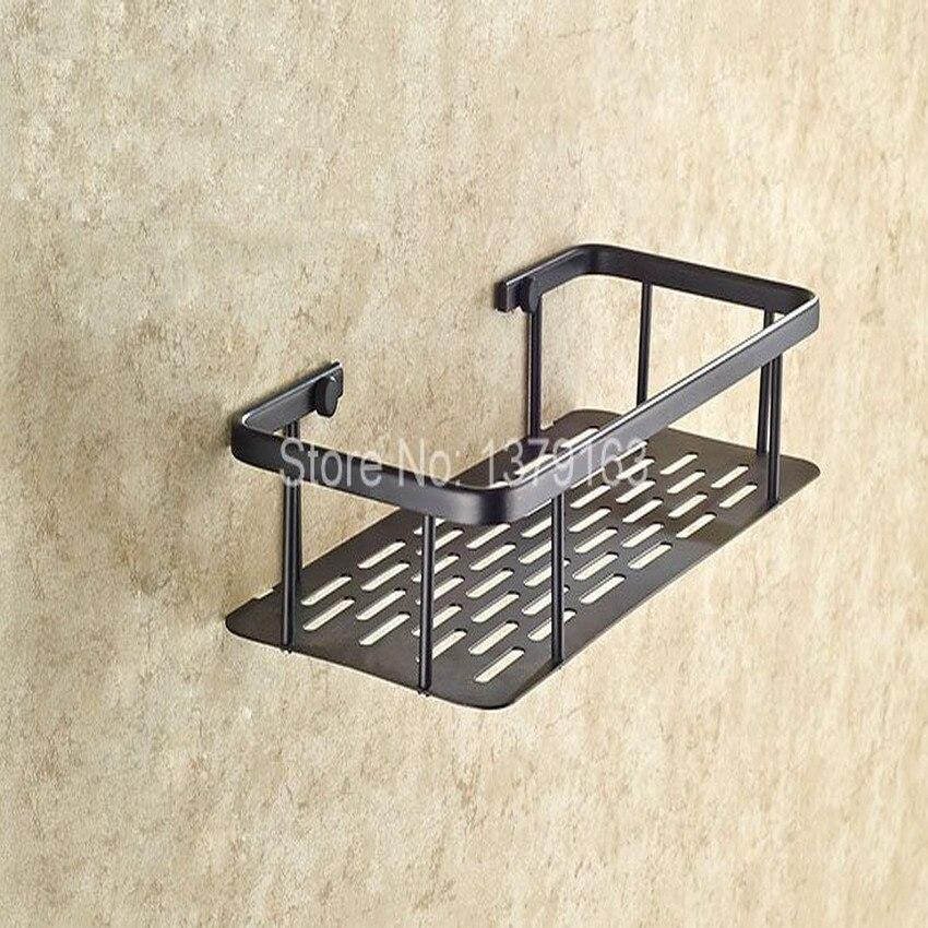 Black Oil Rubbed Brass Bathroom Accessory Bath Shower Soap / Sponge ...