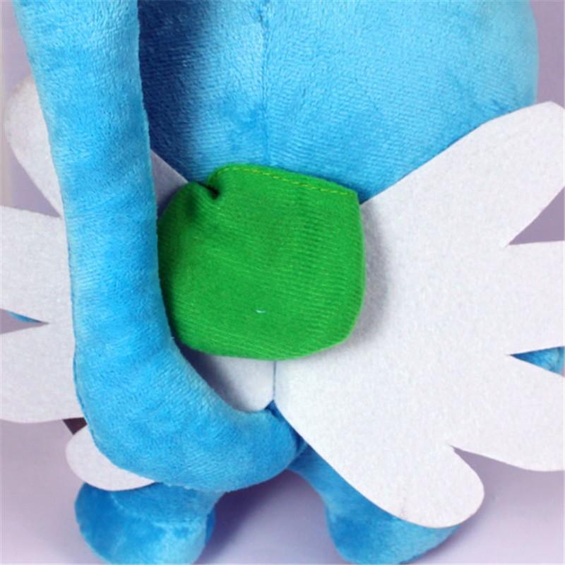Anime Fairy Tail Figures 1230cm Happy Blue Cat Plush Toys Super Kawaii Neko Soft Dolls Gift for Baby Kids Friends  (2)
