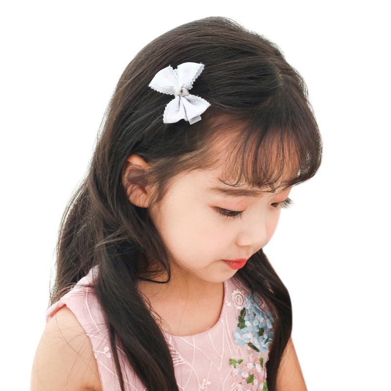6PCS Baby Unisex Girl Print Knot Cross Headband Baby Kids Hair Accessories