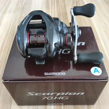 SHIMANO 1 carrete Scorpion