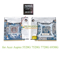 LS 3582P Video Chipset For Acer Aspire 5520G 5720G 7520G 7720G Graphics Board GeForce 8400M 256M