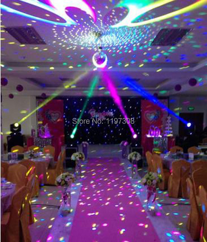 D35cm 138inches reflective glass ball light led disco crystal d35cm 138inches reflective glass ball light led disco crystal ball mirror stage lighting effect christmas holiday wedding in novelty lighting from aloadofball Images