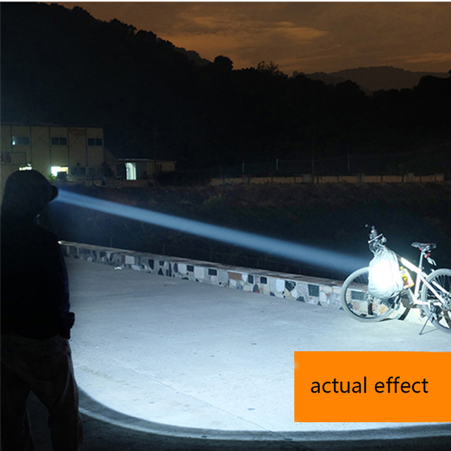 LED Head Lamp 9000 Lumens for camping/hunting/fishing