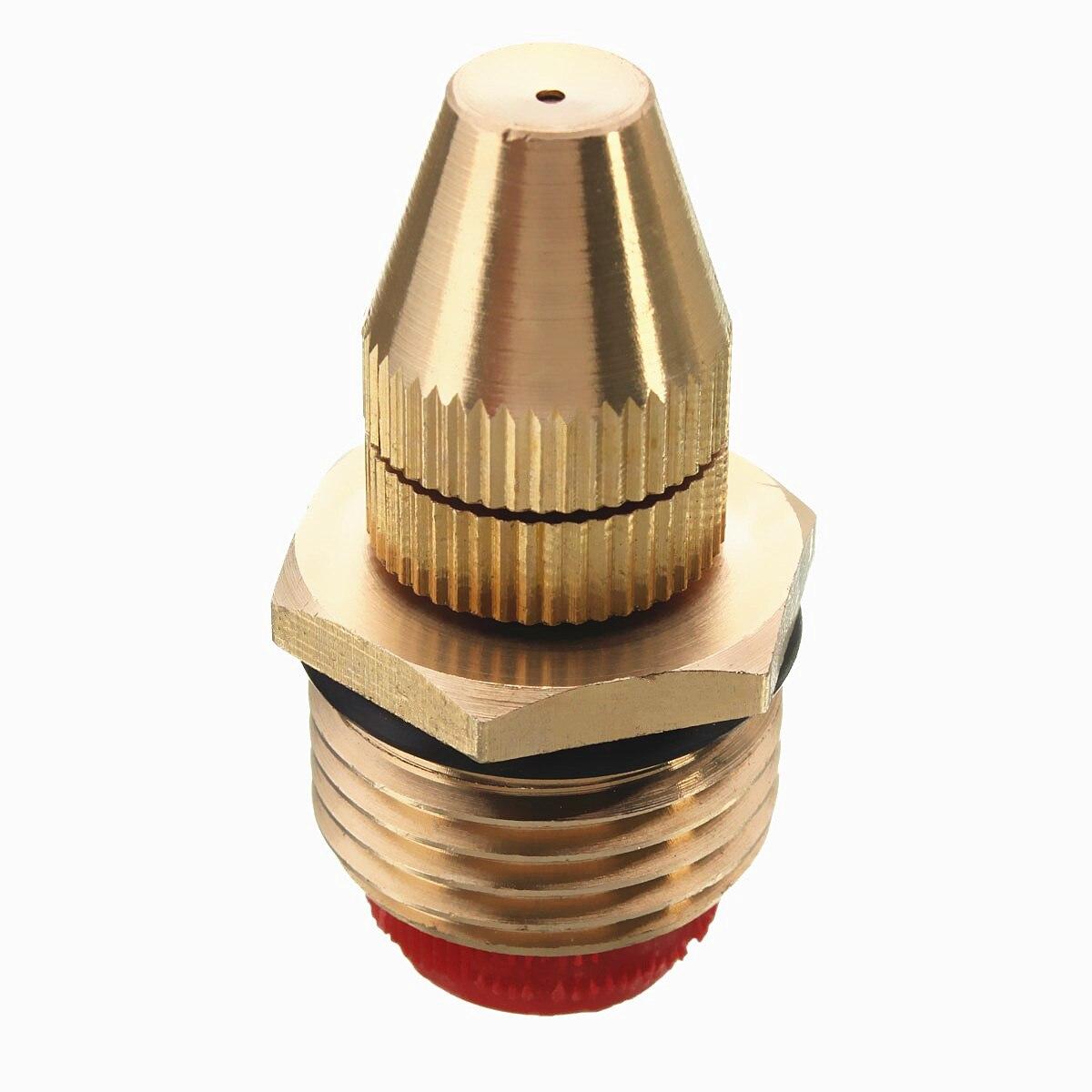 Spray Nozzle Brass Garden Sprinkler Misting 1/5/10 Pcs Adjustable ...