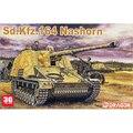 Dragão modelo 6166 1/35 escala escala de plástico com sd. Kfz.164 Nashorn modelo de montagem modelo de construção kit escala kits modelo de tanque