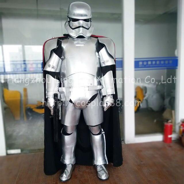 Cosplay Costume Halloween Costume Star wars7 Clone Trooper Stormtrooper Phasma FULL Set of Armor Props Christmas & Cosplay Costume Halloween Costume Star wars7 Clone Trooper ...