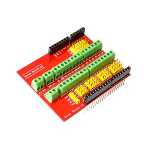 Screw Shield V1 terminal expansion board is compatible for UNO R3 Interactive Media Module for Arduino