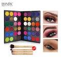 IMAGIC Eyeshadow Pallete Professional 48 Colors Eyeshadow Matte Shimmer Glitter Cosmetics Smoky Eye Shadow Makeup Powder