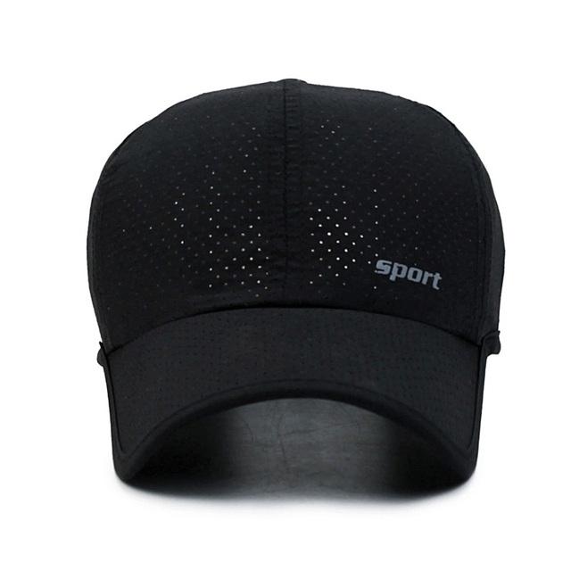 Sport Cap – Breathable Mesh