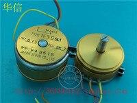 [VK] Japón N35S1 5K plástico conductivo potenciómetro CPP-35 servo montaje ángulo sensor interruptor