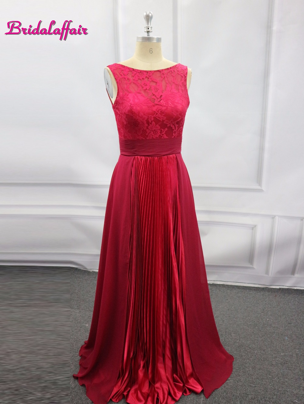 Burgundy Lace video   Bridesmaids     Dresses   Ever Pretty ElegantGorgeous O-NeckA-Line New Arrival Royal Blue   Bridesmaids   Prom   Dress