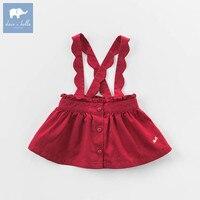 DBZ7257 Dave Bella Spring Infant Baby Girl S Strap Dress Birthday Party Suspenders Dress Toddler Children