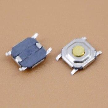 YuXi 1 pièces tactile micro interrupteur bouton poussoir interrupteur 4*4*1.5 MM 4X4X1.5 SMD4 cuivre