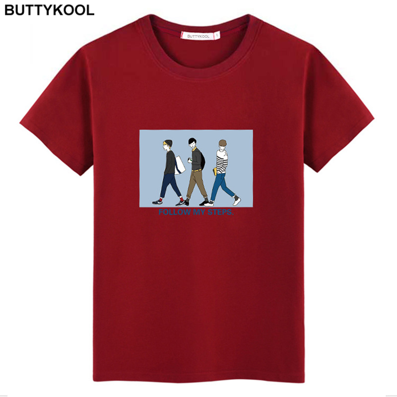 Men T Shirt Striped Simple Tops & Tees Plain Sailing 100%