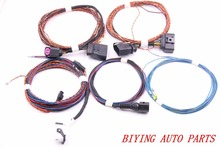 Original Golf VI 6 GTI Xenon Headlight Auto Leveling Range Cornering AFS Wire/cable/Harness
